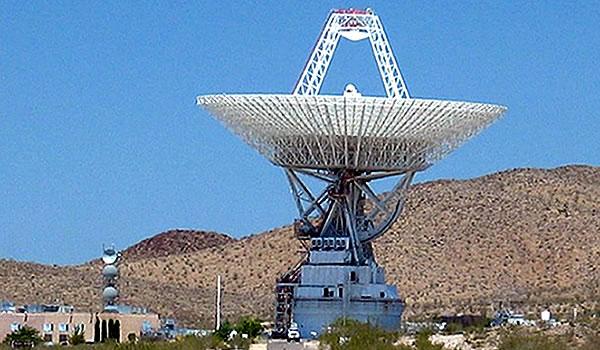 Mars Antenna